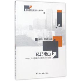 深圳改革创新丛书·第4辑 风起南山:文化科技融合创新的深圳之路