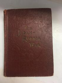 1905年/The Japan-Russia War, an Illustrated History of the War in the Far East, 日俄战争