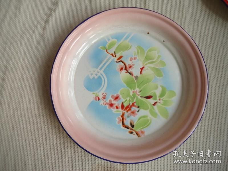 搪瓷盘子(加厚)