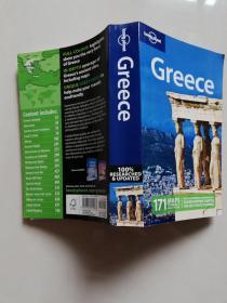 lonely plonet  Greece