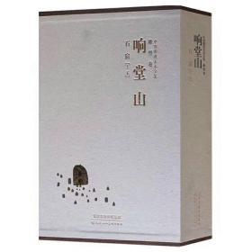 《中国佛教美术全集·响堂山石窟》上下册  精装