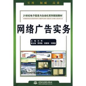 网络广告实务 (21世纪电子信息与自动化系列规划教材)