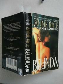 英文原版;ANNE RICE  BELINDA 《安妮·赖斯·贝琳达》