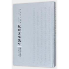 燃烧素学说史(精装)/专题史丛书