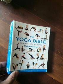英文原版 The Yoga Bible
