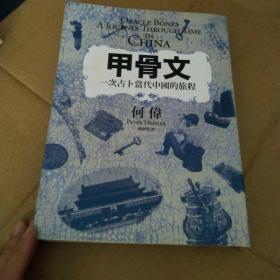 甲骨文  一次占卜当代中国的旅程