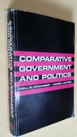 comparative government and politics by Dell Gillette Hitchner and Carol Levine