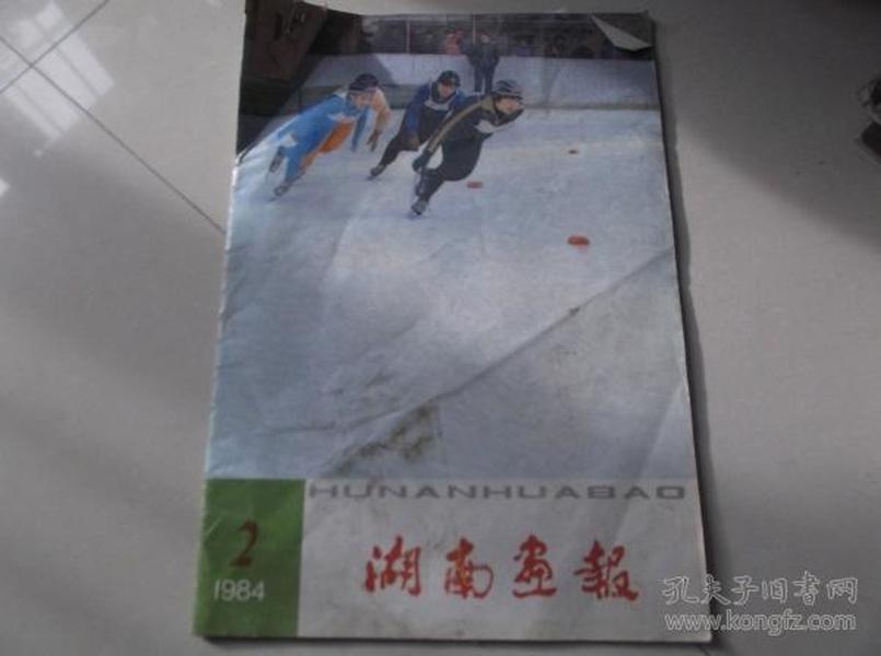 湖南画报1984-2