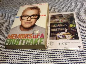 英文原版 memoirs of a fruitcake 【存于溪木素年书店】