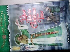 神奇树屋系列44:圣诞节精灵故事【现货】英文原版Magic Tree House #44: A Ghost Tale for Christmas Time