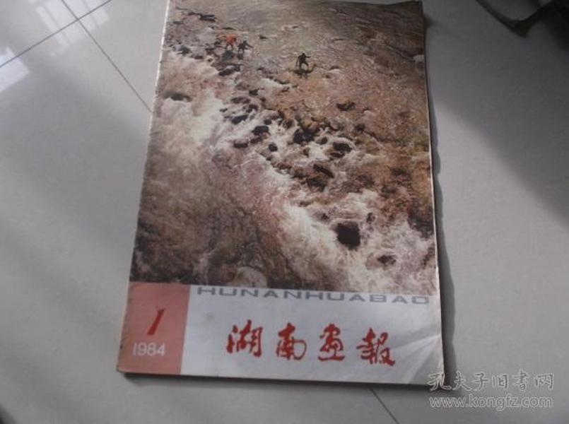 湖南画报1984-1