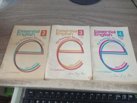 Essential English for Foreign Students Students2.3.4