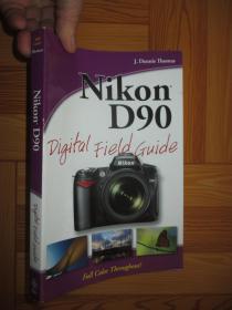 Nikon D90 Digital Field Guide     【詳見圖】