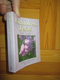 Wildflowers of Texas Field Guide      【詳見圖】