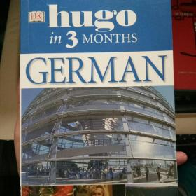 德语三月通hugo in 3 months German