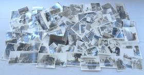 某军人家中流出的黑白照片一批  N多张合售      货号:第33书架—C层