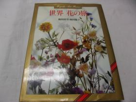 造花 アートフラワー 世界 花之旅 饭田深雪 饭田伦子 妇人画报社  大开本 品好 现货