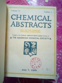 CHEMICAL  ABSTRACTS--