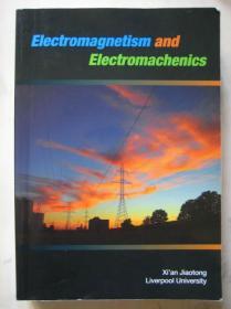 Electromagnetism and electromechanics 电磁和电机 正版