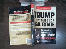 Trump Strategies for Real Estate:Billionaire Lessons for the Small Investor英文书