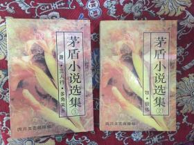 茅盾小说选集2.3