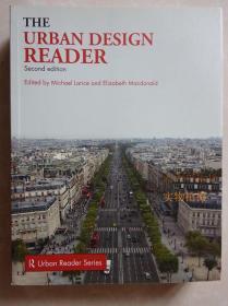the urban design reader 2E Michael Larice 正版