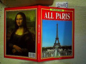 THE GOLDEN BOOK ALL PARIS