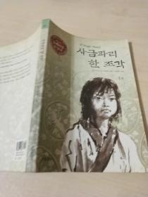 韩文书一本c20-17