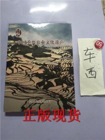 正版中国重要农业文化遗产 宗锦耀主编 中国农业出版社 9787109191464