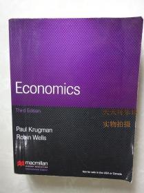 economics 3rd Paul Krugman 正版