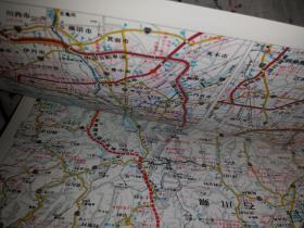 英语美国导游手册  英语地名  MORRIS公司  美国地图8幅 购物导游导购