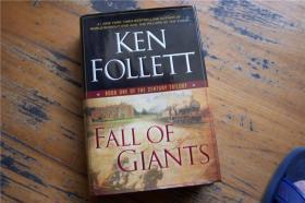 Fall of Giants - Ken Follett 《巨人的陨落》精装大开本