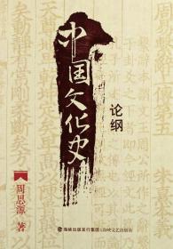 T-中国文化史论纲