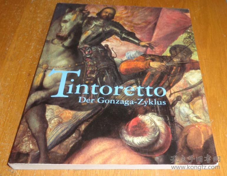 2手德文 Tintoretto 丁托列托 xdc20