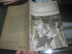 英文书 4本合售(详见图示,有《旧居重访 男子汉》《游园会》《人扮象》《有趣的事》)