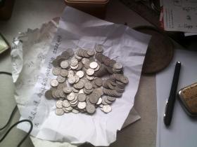1887年1分硬币51枚
