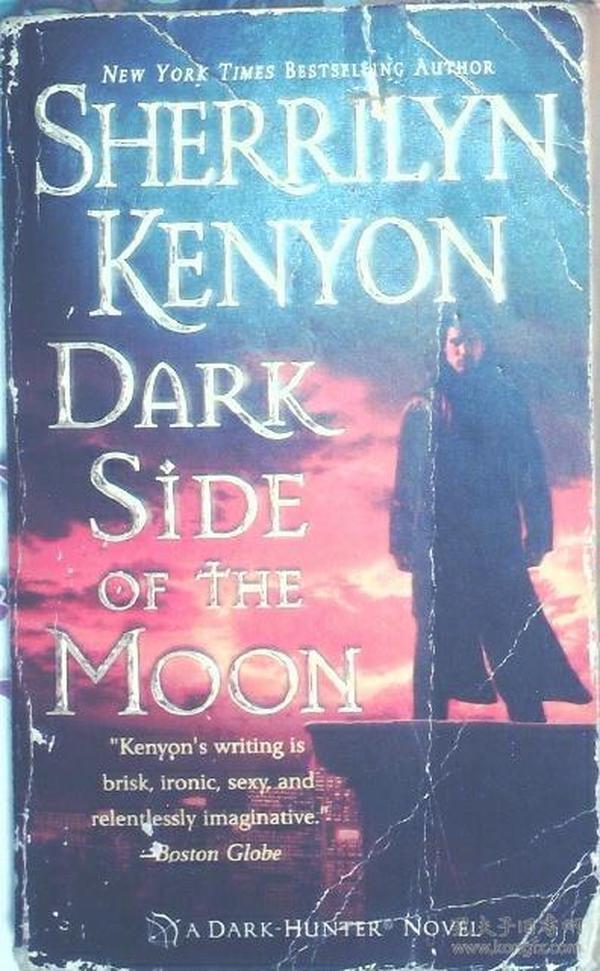 Dark Side of the Moon【英文原版】月亮的黑暗面。