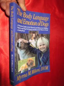 The Body Language and Emotion of Dogs   【详见图】