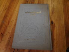 简明阿拉伯语维吾尔语词典 维吾尔文
