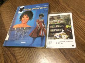 英文原版  Hispanics of Achievement  : Rita Moreno  西班牙裔成就:丽塔莫雷诺 【存于溪木素年书店】