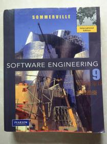 Software Engineering (9th Edition) Ian Sommerville 正版