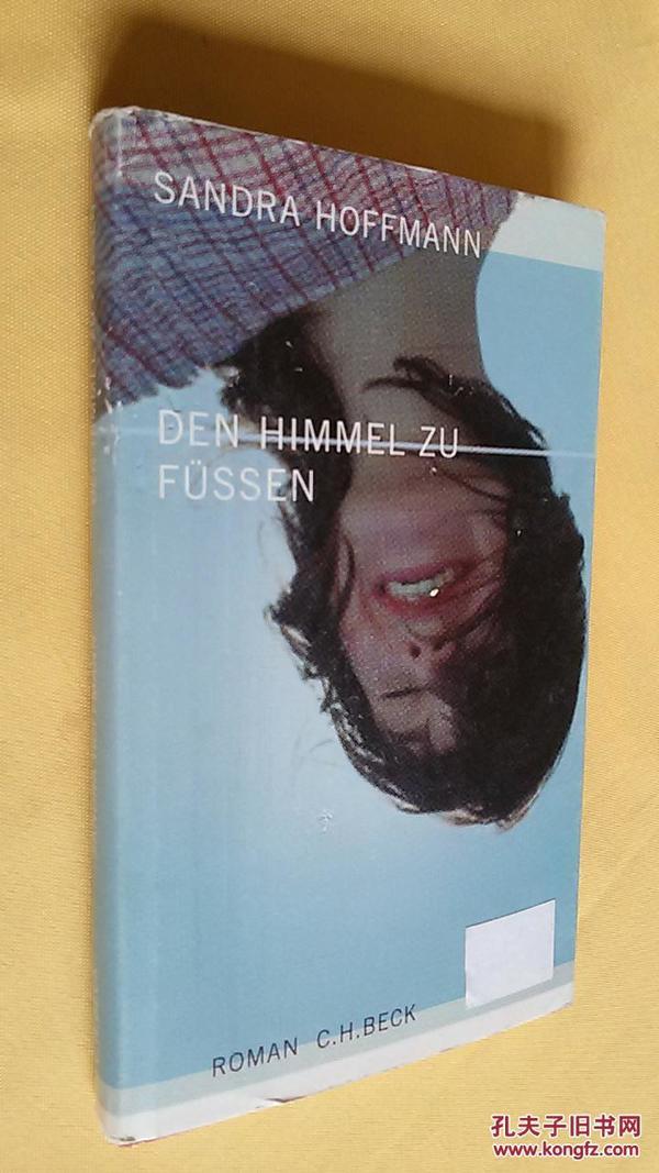 德文原版 Den Himmel zu Füßen by Sandra Hoffmann