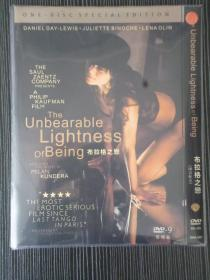 D9+D5 布拉格之恋 The Unbearable Lightness of Being 又名: 生命中不能承受之轻 / 布拉格的春天 / 布拉格之春 / 生命不能承受之轻 / 沉重浮生 导演: 菲利普·考夫曼 2碟 版本配置: 1区版+日2+3区+OST