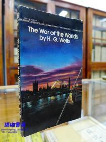The War of the Worlds《世界大战-赫伯特·乔治·威尔斯著》