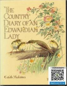 【包邮】The Country Diary of an Edwardian Lady