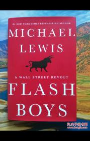 FLASH BOYS:A Wall Street Revolt
