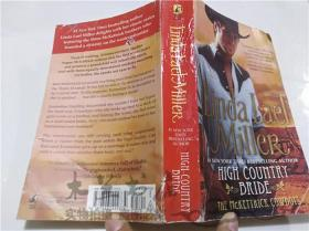 原版英法德意等外文书 High Countly Bude Linda Lael Miller POCKET BOOKS 2002年 40开平装