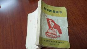 青年团员读本 1951皖北军区版 少见版本