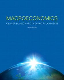 Macroeconomics(6th Edition)