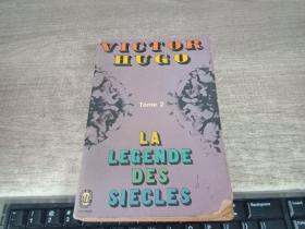 LA LEGENDE DES SIECLES TOME2